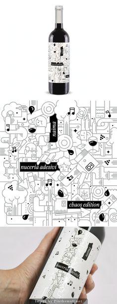 Nuceria's wine by nju:comunicazione