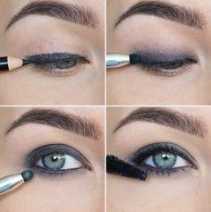 Easy Smoky Eye NUDE - Blogi   Lily.fi