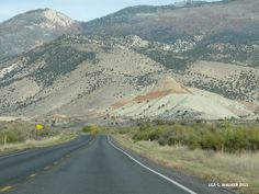 US Route 89 - The Ultimate Road Trip #road #highway #mountain #trip
