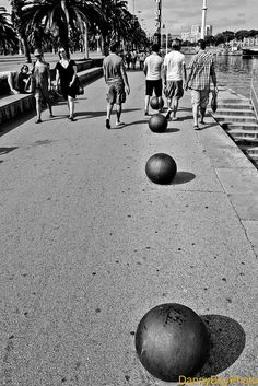 Girls & Boys & Balls