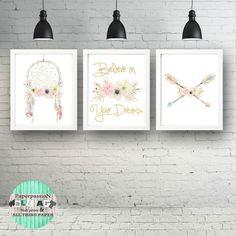 Girls prints, Nursery Girls prints, Tribal lion prints, Baby girls nursery, tribal prints, Tribal wall art, Girls decor, custom text by LaPaperPassionPrints on Etsy https://www.etsy.com/listing/246207568/girls-prints-nursery-girls-prints-tribal