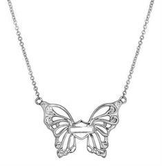 Harley-Davidson® MOD® Women's Butterfly Necklace HDN0265