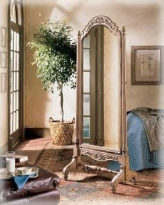 Cheval Mirrors as an elegant and essential beauty accessory