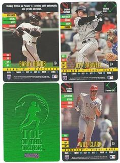 1995 Donruss Top of the Order - ATLANTA BRAVES Team Set by Top of the Order. $49.00. ATLANTA BRAVES Team Set  1995 Donruss Top of the Order - Braves  Steve Avery - common  Jeff Blauser - common  Tom Glavine - Uncommon  Marquis Grissom ** RARE **  Chipper Jones - common  David Justice ** RARE **  Ryan Klesko - Uncommon  Mark Lemke - common  Javy Lopez - common  Greg Maddux ** RARE **  Fred McGriff ** RARE **  Greg McMichael - Uncommon  John Smoltz ** RARE **  Mark Wohlers ** RARE...