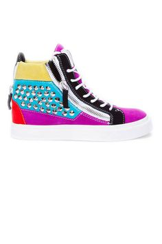 Giuseppe Zanotti's cool kicks #sneakers