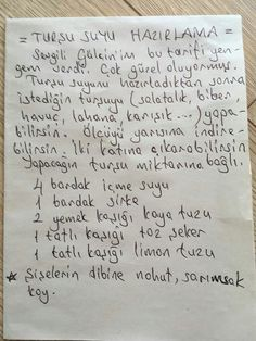 Turkish Recipes Tiramisu Arabian Food Bread And Pastries Waffles Lunch Pizza Appetizers Food And Drink Good Food, Yummy Food, Comfort Food, Turkish Recipes, Homemade Beauty Products, Pickles, Recipies, Food And Drink, Cooking Recipes