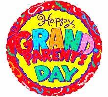 Happy Grandparents Day National Grandparents Day, Happy Grandparents Day, Grandchildren, Celebrations, September, Birthday Cake, Smile, Holidays, Heart