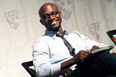 Actor Taye Diggs Discusses his Children's Book at HGSE's Askwith Forum