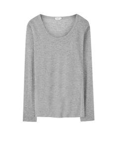 Tencel Long Sleeve Top - Filippa K