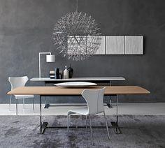 Table: EILEEN - Collection: B&B Italia - Design: Antonio Citterio