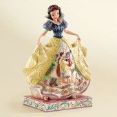 Fairy Tale Endings For The Fairest Of Them All-Snow White Figurine