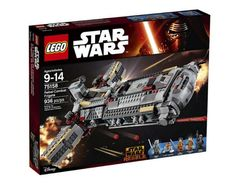 LEGO 75158 Rebel Combat Frigate instructions displayed page by page to help you build this amazing LEGO Star Wars set Star Wars Rebels, Lego Star Wars, Star Wars Holonet, Theme Star Wars, Disney Star Wars, Ahsoka Tano, Lego War, Buy Lego, Lego Instructions