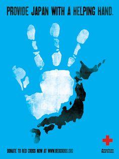 https://flic.kr/p/9DKdqs | Japan Relief Poster
