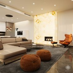 Floor Chair, New Homes, Living Room, Interior Design, Anton, Luxury, Modern Living, Furniture, Home Decor
