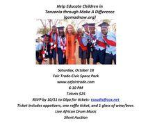 "STALO XINARI | theArtConcept aka SXtheMadArtist: Stalo Xinari Art on ""Help Educate Children in Tanz..."