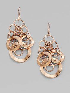 IPPOLITA Rose Link Earrings