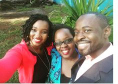 Always a good time working with our good friends! @citizentvkenya  #Allsmiles #Allinaday'swork #DumaWorks4you