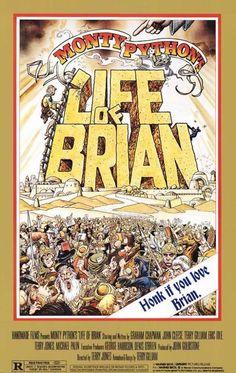 La vida de Brian. Director:Terry Jones Stars:Graham Chapman, John Cleese, Michael Palin . 1979- UK