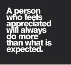 Appreciation v Recognition | LinkedIn by Tiffany Hobson