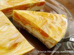 Recetas Dukan: Tarta de queso y Calabaza (Crucero) / Dukan Pumpkin Cheesecake