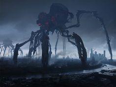 """Post-Apocalypse Now"": Superb Concept Art By Sergey Vasnev – Design You Trust"