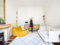 Renovation of a 70 sqm Apartment in the Eleventh District of Paris 1