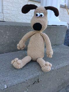 Crochet Gromit