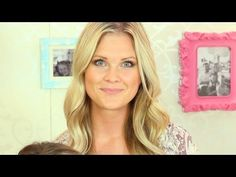 Video Showing How to do the Waterfall Braid that is all over Pinterest! SO Simple!