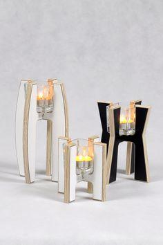 Candlesticks LAMPIO