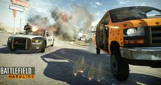 Battlefield Hardline Multiplayer Beta Out Today on PS4, PS3 - http://videogamedemons.com/news/battlefield-hardline-multiplayer-beta-out-today-on-ps4-ps3/