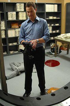 Still of Gary Sinise in CSI: NY (2004)