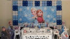 Decoração Provençal Frozen