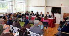 Executivo autarquico de São Brás reuniu em sessão pública em Parises! | Algarlife