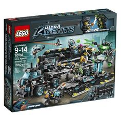 LEGO® Ultra Agents Mission HQ 70165