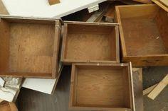 Vous n'arriverez pas à croire tout ce qu'on peut faire avec de vieux tiroirs! 17 surprenantes idées!