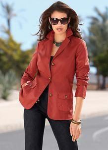 Creation L Brass Button Blazer | Coats & Jackets | Fashion | Kaleidoscope