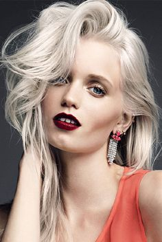 Abbey Lee Kershaw for Sunday Telegraph Magazine - Abbey Lee Kershaw for Sunday Telegraph Magazine graces the cover of the August 2012 issue. Photographer Nick Leary has beautifully captured Abbey i. Abbey Lee Kershaw, Kiss Makeup, Hair Makeup, Beauty Make Up, Hair Beauty, Abby Lee, Gentlemen Prefer Blondes, Australian Models, Makeup Forever