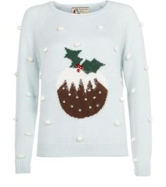 Christmas jumpers are huge this season.we love this cute Christmas pudding knit. New Look jumper Festive Jumpers, Christmas Jumpers, Ugly Christmas Sweater, Ugly Sweater, Merry Christmas, Holiday Sweaters, Cosy Christmas, Christmas Tops, Christmas Trends