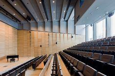 @browncac Granoff Center, Martinos Auditorium