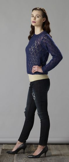 Example of Morning Showers Tunic