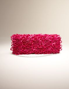 flower clutch for bridesmaids instead of bouquets