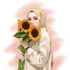 Fiverr freelancer will provide Portraits & Caricatures services and draw bighead cartoon caricature of you in 24 hours including Figures within 1 day Cartoon Cartoon, Hijab Cartoon, Cartoon Kunst, Cartoon Girl Drawing, Cartoon Images, Cartoon Wallpaper, Cute Girl Wallpaper, Girly Drawings, Art Drawings