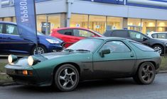 1986 Porsche 928 S2.  15 previous keepers.