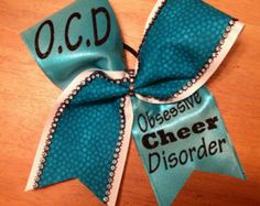 cheer bows - Google Search