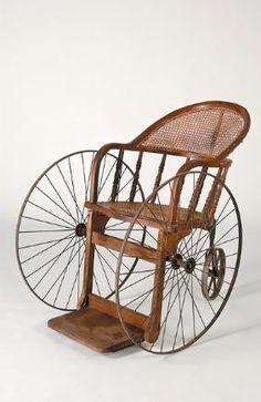wicker wheelchair