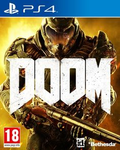 Doom on PS4- $59.99 5/13/2016