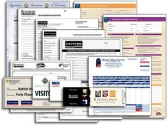 Free #Business #Forms, #Letters, & Templates for Small #Businesses by Category