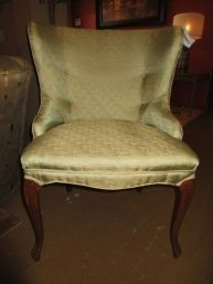 m #: 500336  Second of two available, this French style accent chair is just…