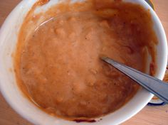 Erdnusssauce