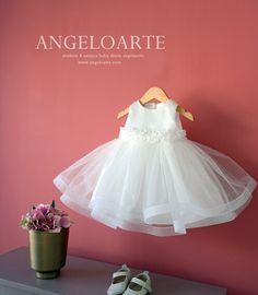 $21.00 (Buy here: https://alitems.com/g/1e8d114494ebda23ff8b16525dc3e8/?i=5&ulp=https%3A%2F%2Fwww.aliexpress.com%2Fitem%2Fsummer-new-arrival-flower-princess-girl-dress-Party-Wedding-Birthday-girls-dresses-2016%2F32697156093.html ) Top quality summer new arrival big bow flower girl dreeses Birthday party first communion dresses girl white princess dress for just $21.00